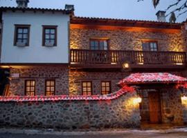 Nimbus Guesthouse, Sidhirokhórion (рядом с городом Krystallopigí)