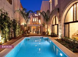 Rimondi Boutique Hotel - Small Luxury Hotels of the World, Rethymno Town