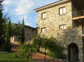Turismo Rurale Le Grazie, Piaggine (Laurino yakınında)