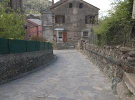 Maison de Caractère, Bustanico (рядом с городом Alzi)