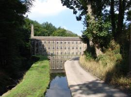 Hewenden Mill Holiday Homes, Haworth (рядом с городом Cullingworth)