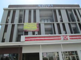 Matura Homestay Syariah, Макасар (рядом с городом Pacinongong)