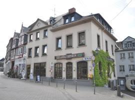 """Hotel Restaurant """"Athen"""", Münstermaifeld"""