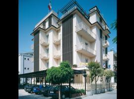 Hotel Emma Nord, Rimini (Rivabella yakınında)