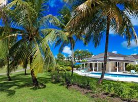 Coconut Grove 1 Luxury Villa, Saint James (Lancaster yakınında)