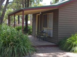 Bendigo Bush Cabins, Bendigo (Goornong yakınında)