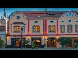 Hotel Bulevard Sighisoara, Sighişoara