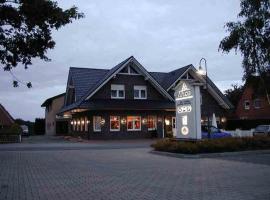 Hotel Kruse Zum Hollotal, Grapperhausen (Rieste yakınında)