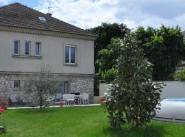 Rez-de-Jardin avec Piscine, Роман-сюр-Изер (рядом с городом Génissieux)