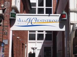 Hotel Villa Weststrand