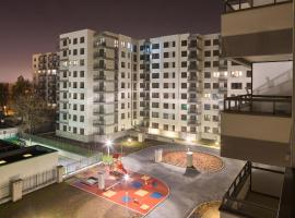 City Aparthotel Ochota, Varsovia