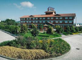 Brusque Palace Hotel, Brusque