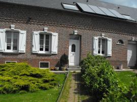 La Ferme de la Croix, Saint-Quentin-Lamotte-Croix-au-Bailly (рядом с городом Oust-Marais)