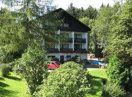 Landhaus Am Forst, Bad Alexandersbad (Wunsiedel yakınında)