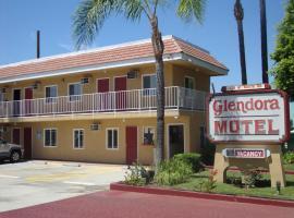 Glendora Motel, Glendora (Near Azusa)