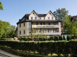 Hotel am Herkules, Kassel (Habichtswald yakınında)