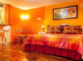 Machu Picchu Suites