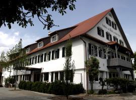 Landhaus Rössle, Schwäbisch Hall