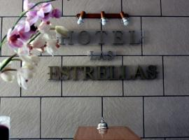 Las Estrellas, Сьемпосуэлос (рядом с городом San Martín de la Vega)