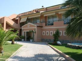Christina Hotel, Месонги