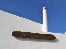 Las Chimeneas Zahora