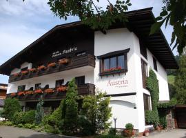 Hotel-Garni Austria, Вестендорф