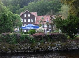 Hotel Zum Pass, Sieber