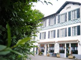 Hotel Au Petit Béarn, Сали-де-Беарн (рядом с городом Sauveterre)