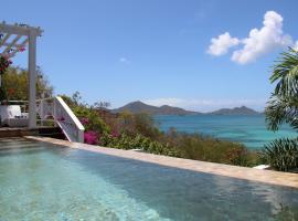 La Pagerie in Carriacou, Prospect