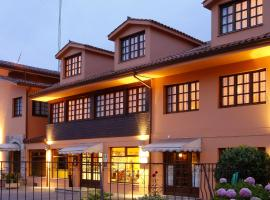 Hotel Marqués de la Moral, Навесес (рядом с городом Laspra)