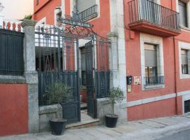 Villa Maria, Fuentes de Béjar