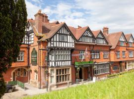 The Crown Manor House Hotel, Lyndhurst