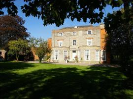Priory House B&B And The Oriental Brewhouse Self Catering Accommodation, Long Bennington