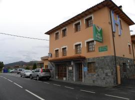 Hotel Restaurante Casa Fernando, Ballota