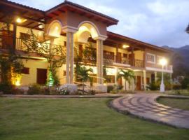 Hosteria Rosal Del Sol, Catamayo (Zaruma yakınında)