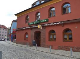 Penzion Tučňák, Zábřeh (Rájec yakınında)