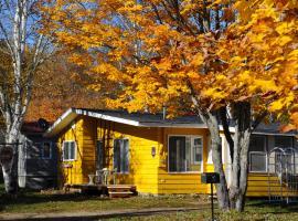 馬西甘西皮小木屋, Saint-Paulin
