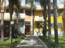 Park Hotel Oasi, Mascali (Nær Fondachello)