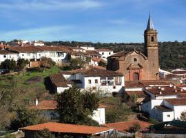 Casa con encanto en Valdelarco, Valdelarco (La Nava yakınında)