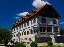 Hotel Gacka, Оточац (рядом с городом Bogdanići)