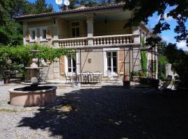 Maison Forestière, Veyras (рядом с городом Privas)