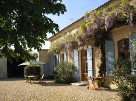 Chambres d'hôtes Le Chardon Fleuri, Teuillac