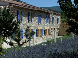 Appartement fontanelle, Le Beaucet (рядом с городом Ла-Рок-сюр-Перн)