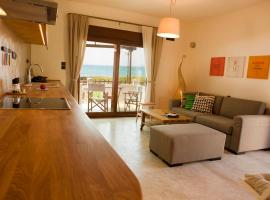Horizonte Seafront Suites, Киссамос (рядом с городом Análipsis)
