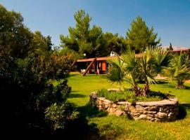 Villa Aggeliki, Эретрия (рядом с городом Yimnón)