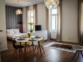 Baross Boutique Apartman, Győr