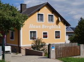 Haus Bergblick, Maiersdorf (Winzendorf yakınında)