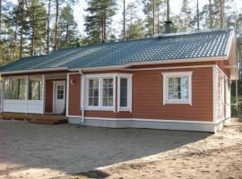 Ruoke Holiday Village, Кесялахти (рядом с городом Rastinniemi)