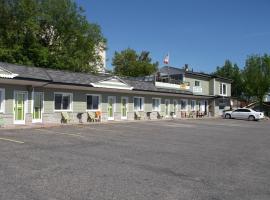 Haileybury Beach Motel, Haileybury (Latchford yakınında)