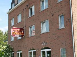 Hotel Maison Halleux, Banneux (Louveigné yakınında)